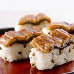 鰻姿寿司 手軽に料亭の味