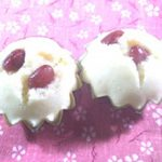 むちゃン酒(甘酒)の風味 酒蒸しパン