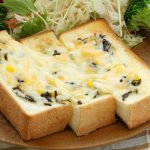 塩っぺチーズトースト