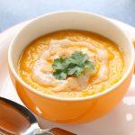 甘酒かぼちゃスープ