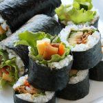 巻き寿司キンパ